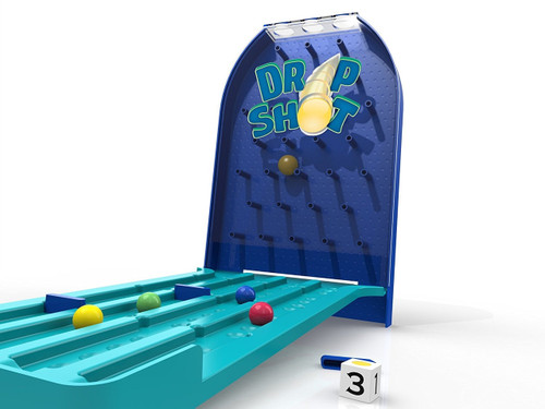Drop Shot Game