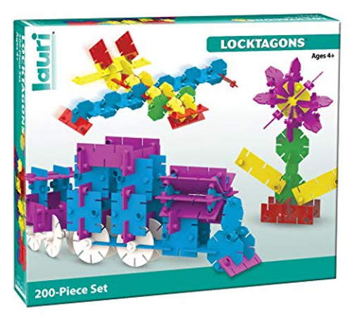 Locktagons 200 pieces