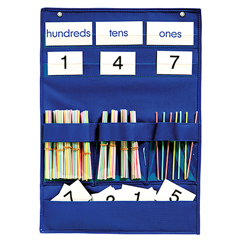 Counting Pocket Chart