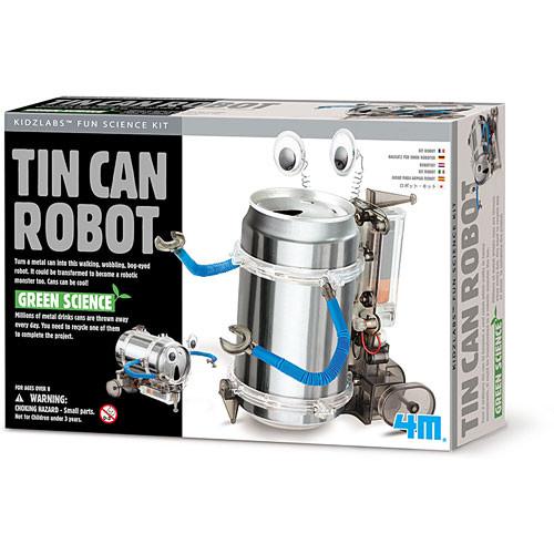 Tin Can Robot