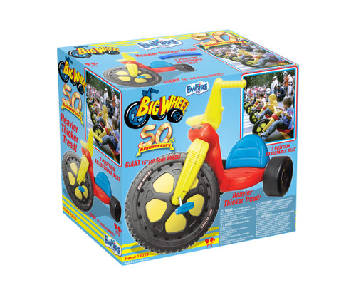 The original big wheel 50th anniversary
