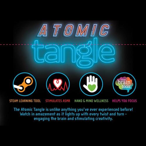 Light Up Atomic Tangle Fidget