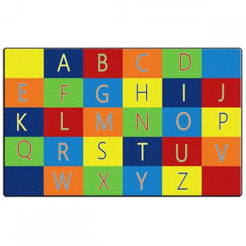 Alphabet Seating Carpet