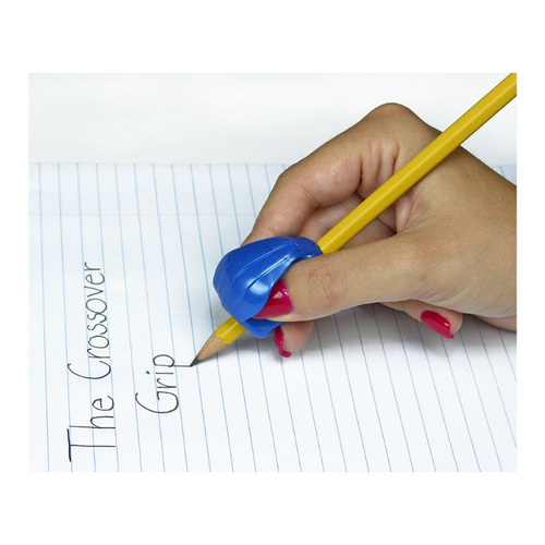 Crossover Grip for Handwriting