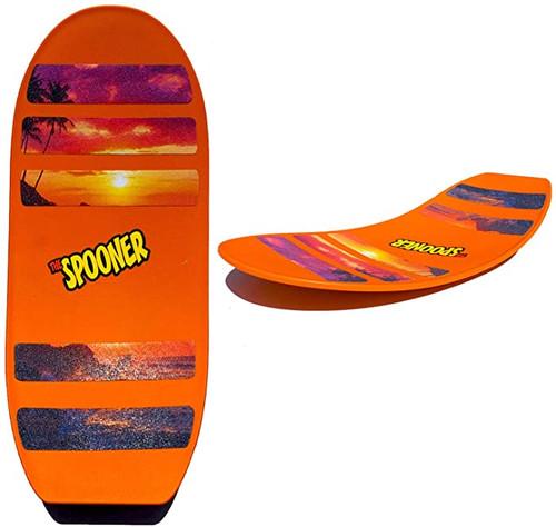 Orange Pro Red Balance Board