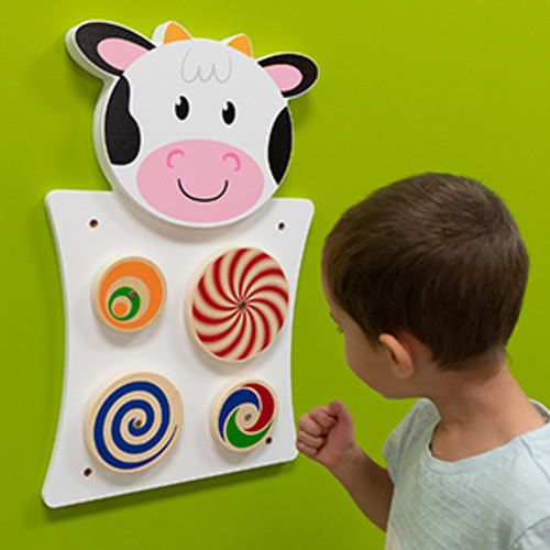 Cow Activity Wall Panel