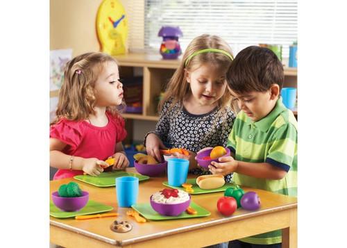 Classroom Play Food Set