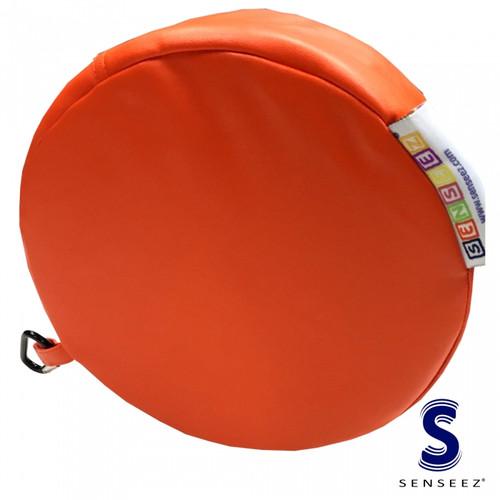 Senseez Vibrating Pillow Orange Circle