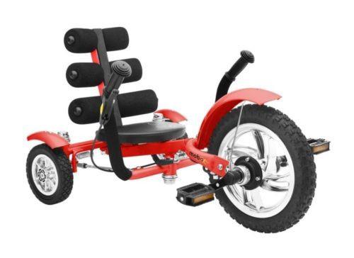 Mobo Mini Cruiser in Red