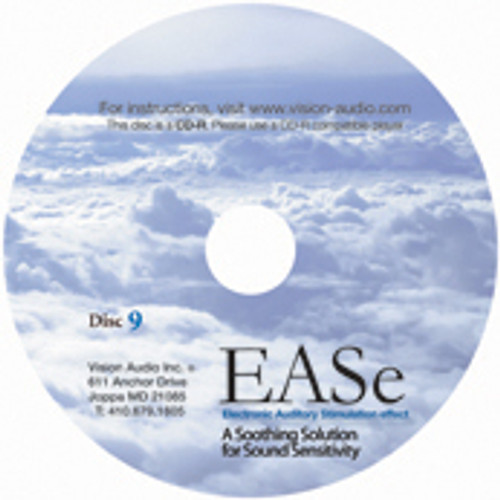 EASe Therapeutic Music CD 9