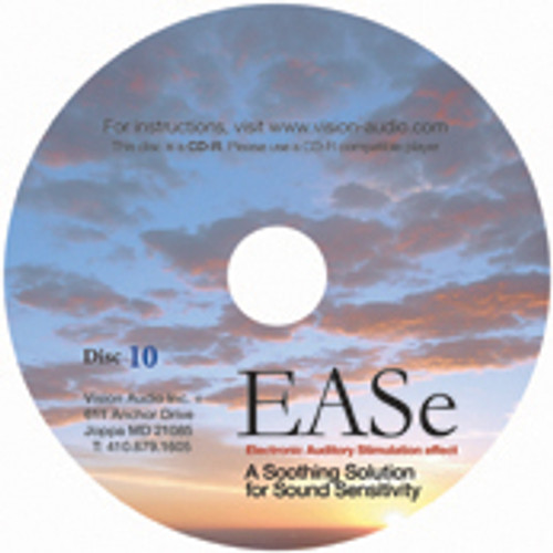 EASe Therapeutic Music CD 10