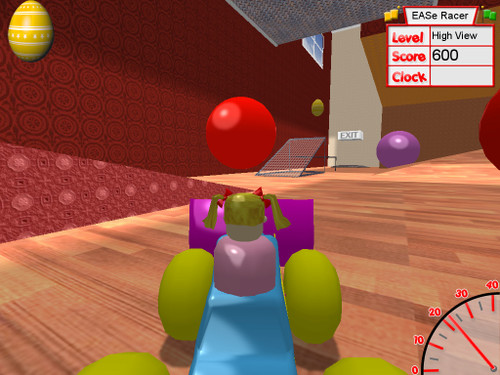 EASe Funhouse Music Therapy Video Game