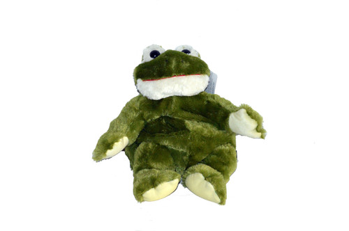 Fred The Weighted Frog Backpack