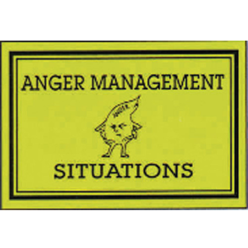 Anger Management Situations Cards