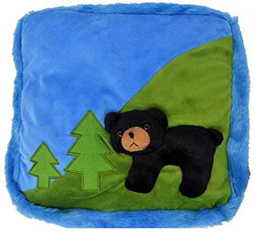 Snuggabear 3D weighted lap pad