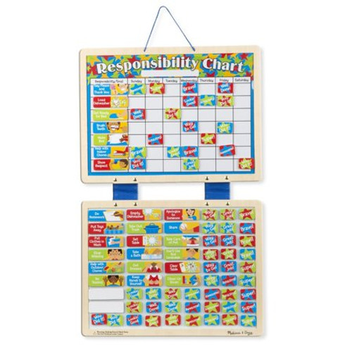 Magnetic Responsibility Chart - One