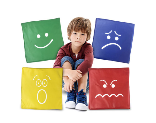 Senseez Emotionables Vibrating Sensory Pillow