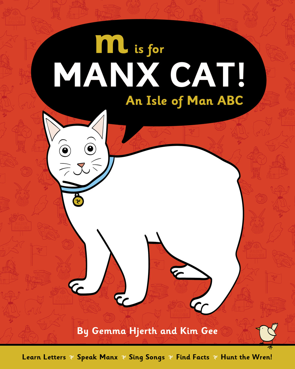 M is for MANX CAT! An Isle of Man ABC for Children