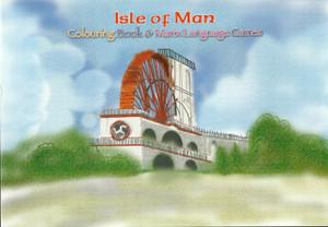 Isle of Man Colouring Book