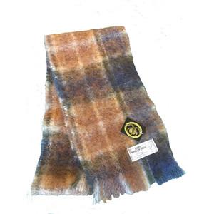Manx Hunting Tartan scarf