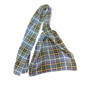 Tartan fashion scarf