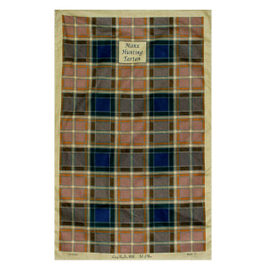 Isle of Man Manx Hunting Tartan - front