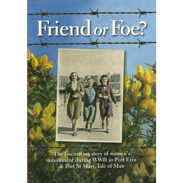 Friend or Foe? Front Cover