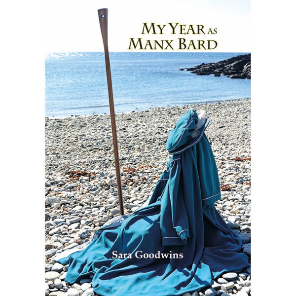 My Year as the Manx Bard - Front Cover
