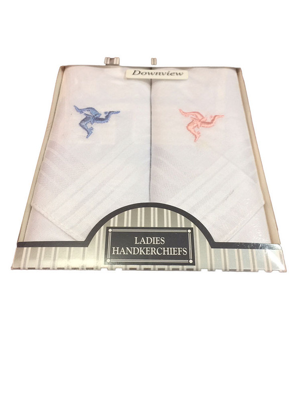Ladies 3 leg hankies