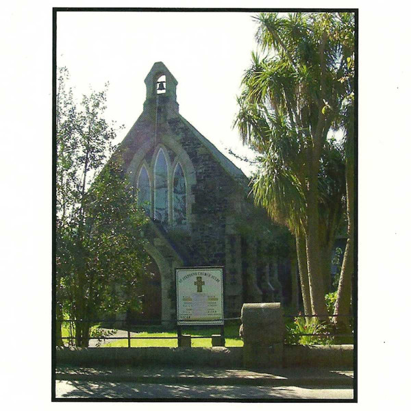 Saint Stephen's Church, Sulby by Ronald S Ely