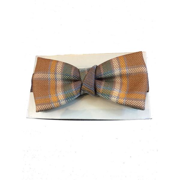 Hunting Tartan Bow tie
