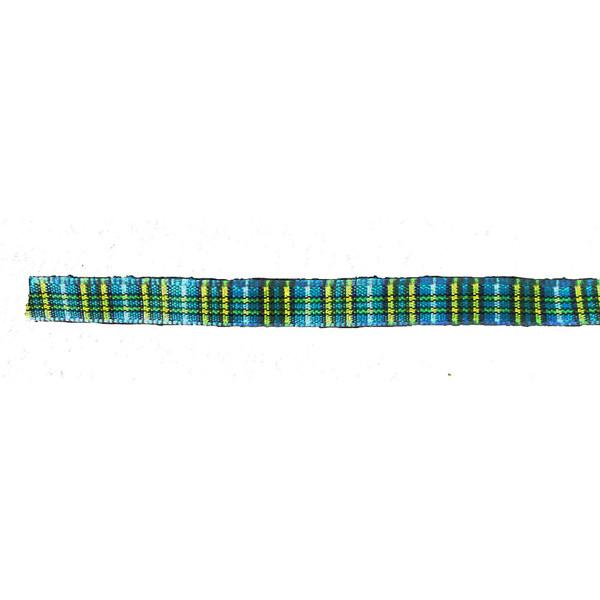 Extra Narrow tartan ribbon