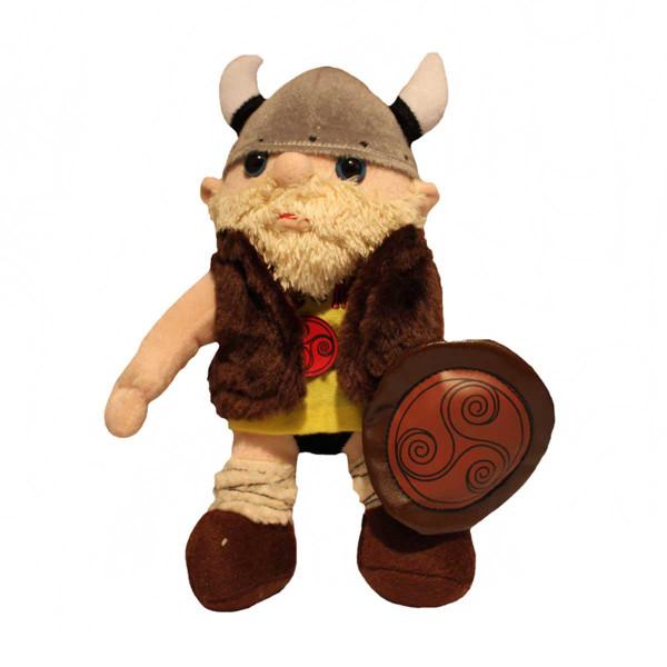 Soft Viking toy