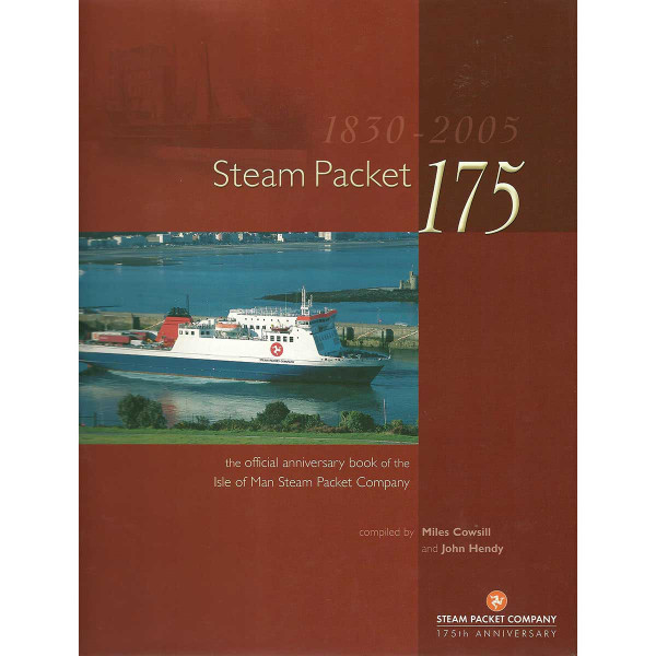 The Steam Packet 175 years