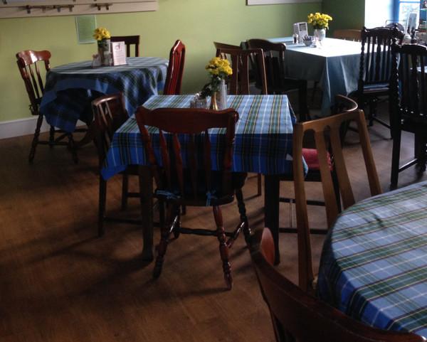 Isle of Man Tartan Tablecloths