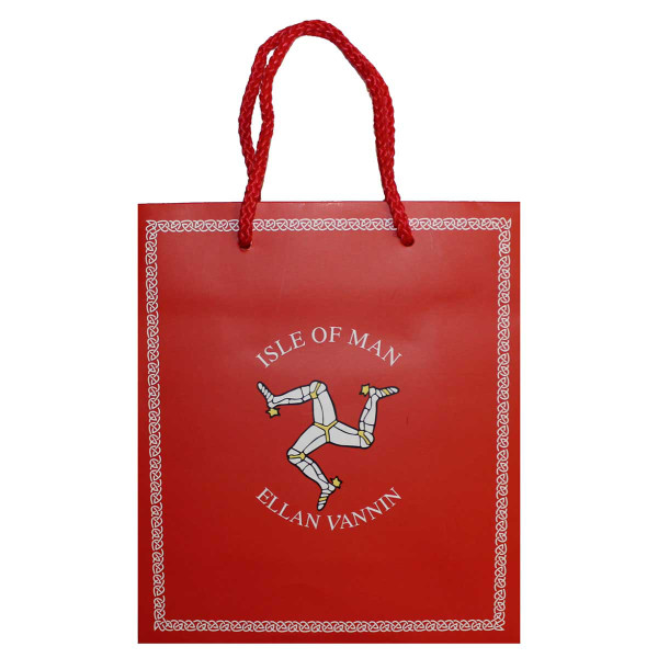 Red 3 Leg Large Gift Bag