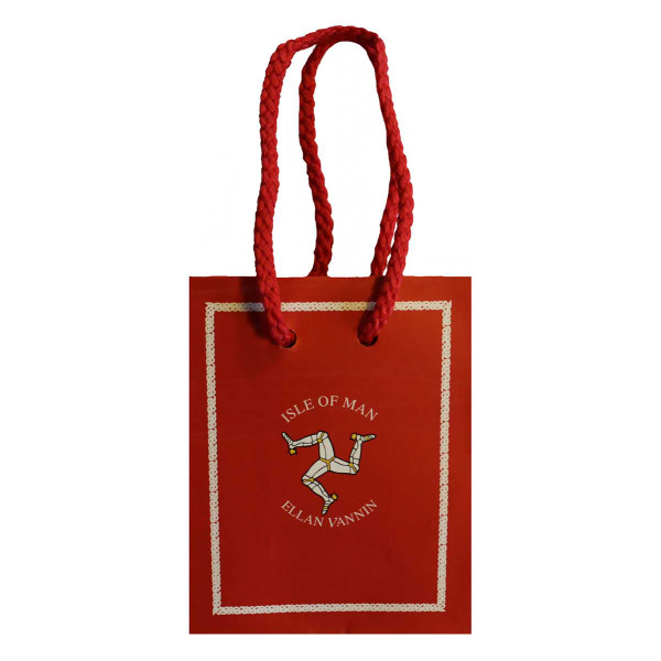 Red 3 Leg Small Gift Bag