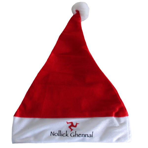 Nollick Ghennal Santa Hat