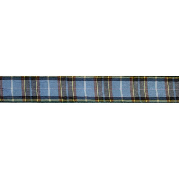 Medium Manx tartan ribbon