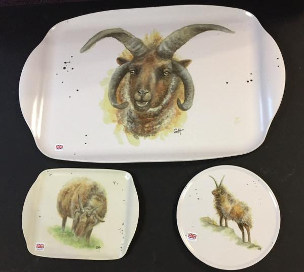 Loaghtan Sheep Mini Sized Tray