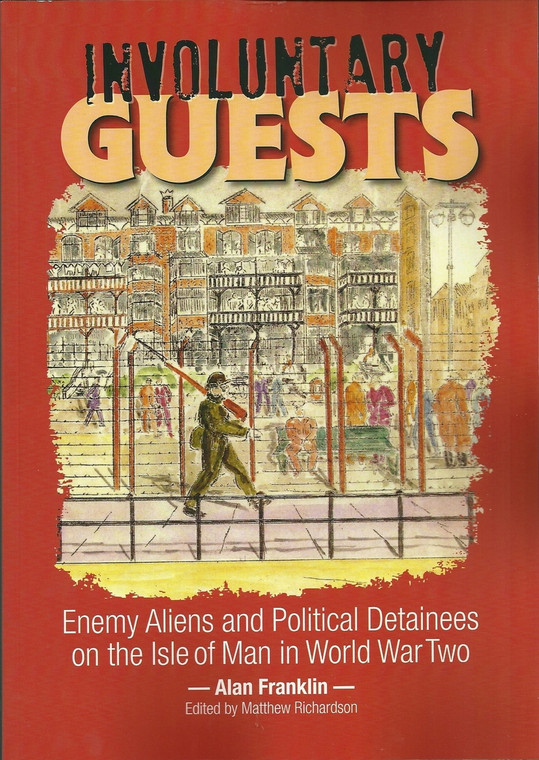 Involuntary Guests by Alan Franklin - front cover