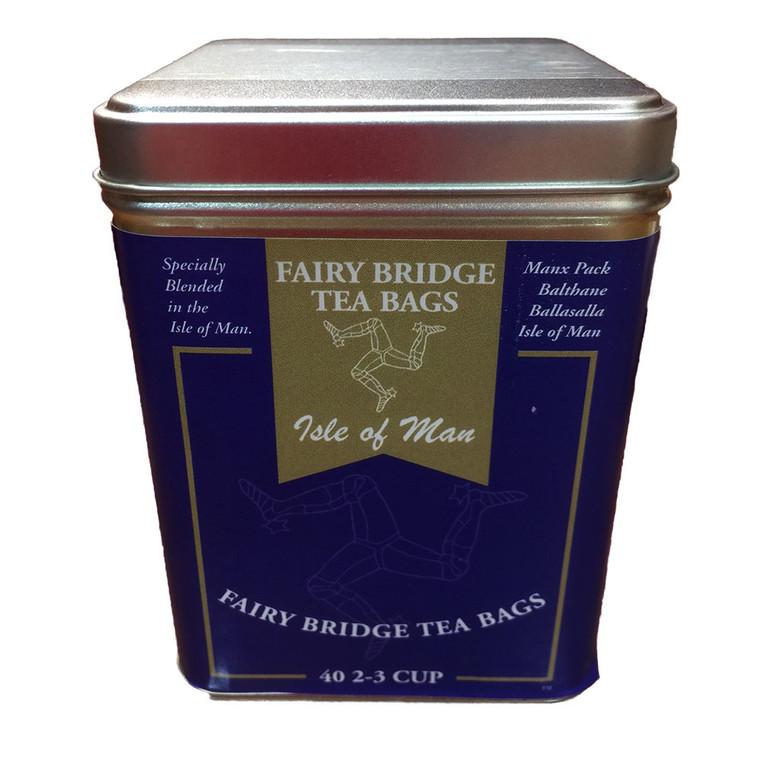 Isle of Man Fairy Bridge tea