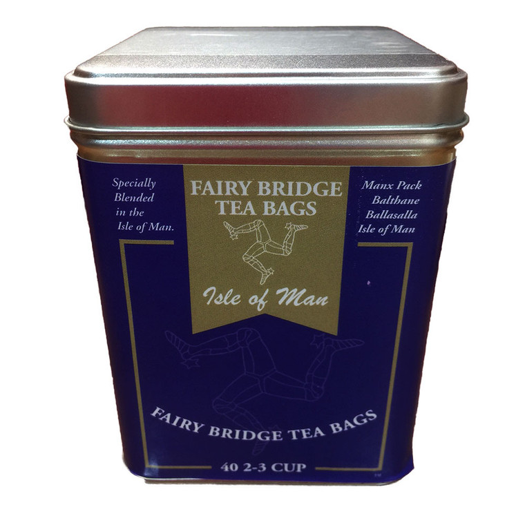 Isle of Man Fairy Bridge tea