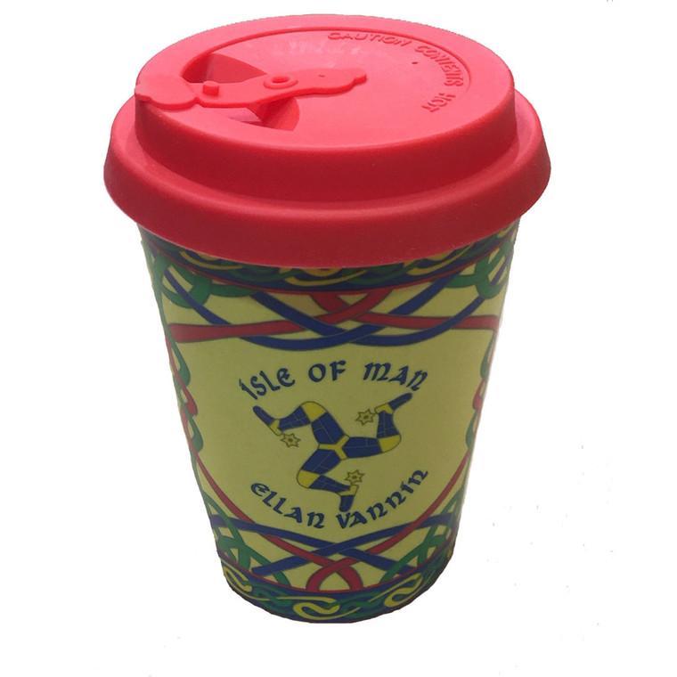 Bamboo 3 leg mug