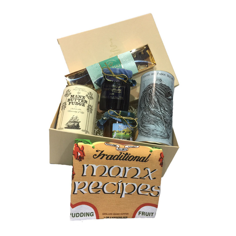 Small Isle of Man Sweet Hamper (UK & IOM only)