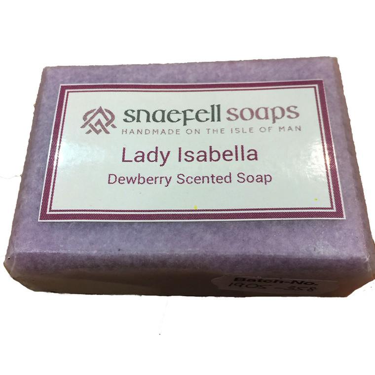 Dewberry Isle of Man soap