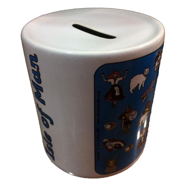 Children's Manx money box