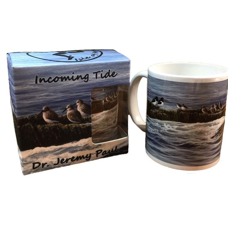 Incoming tide mug