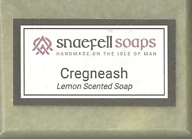 Cregneash soap from the Isle of Man