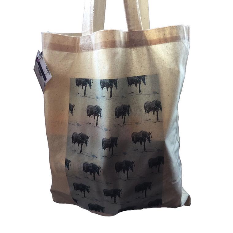 Tram horse bag